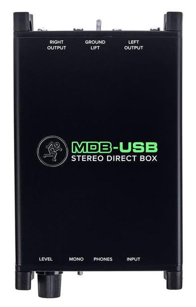 Директ-бокс Mackie MDB-USB