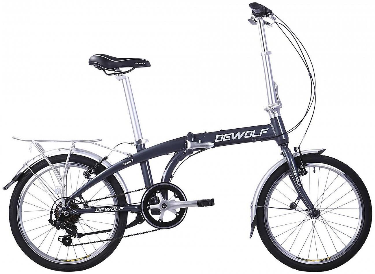 """Велосипед Dewolf Micro 2 Grey 20"""""""