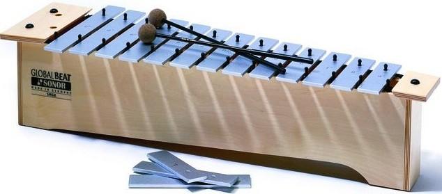 Металлофон Sonor Orff Global Beat MA GB INT