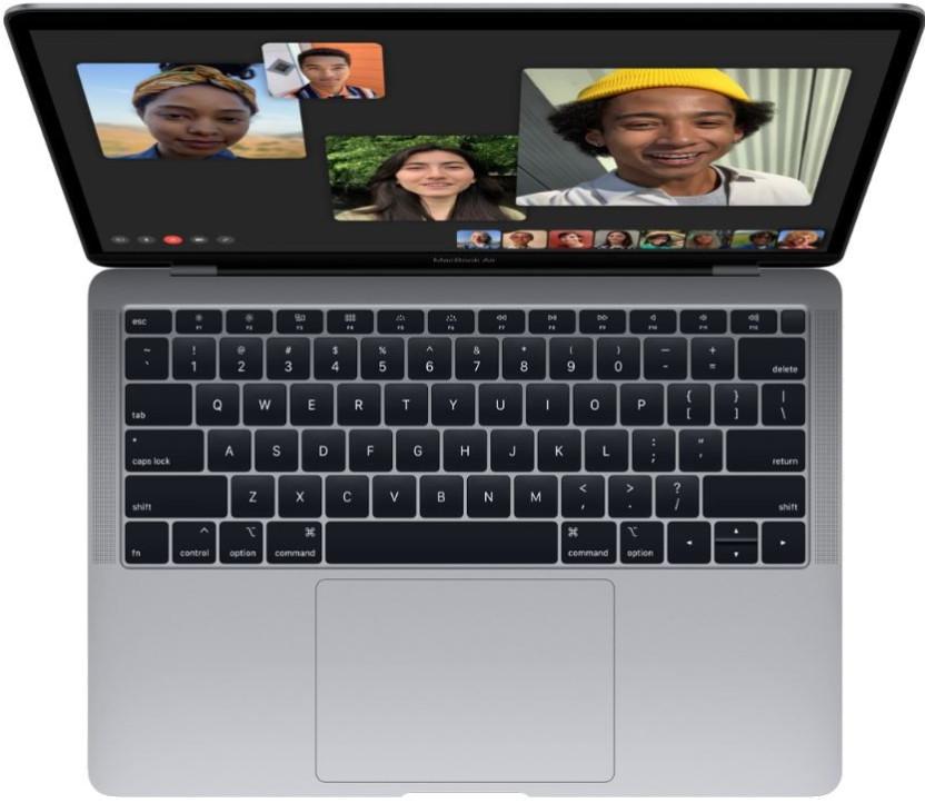 "Ноутбук Apple MacBook Air Late 2019 13,3"" Retina 1,6GHz/8Gb/256GbSSD/MacOS Silver (MVFL2RU/A)"