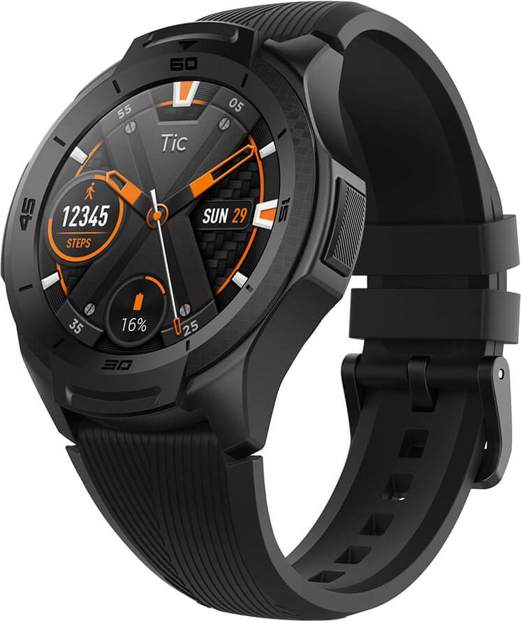 Умные часы Mobvoi Ticwatch Sport 2 Black
