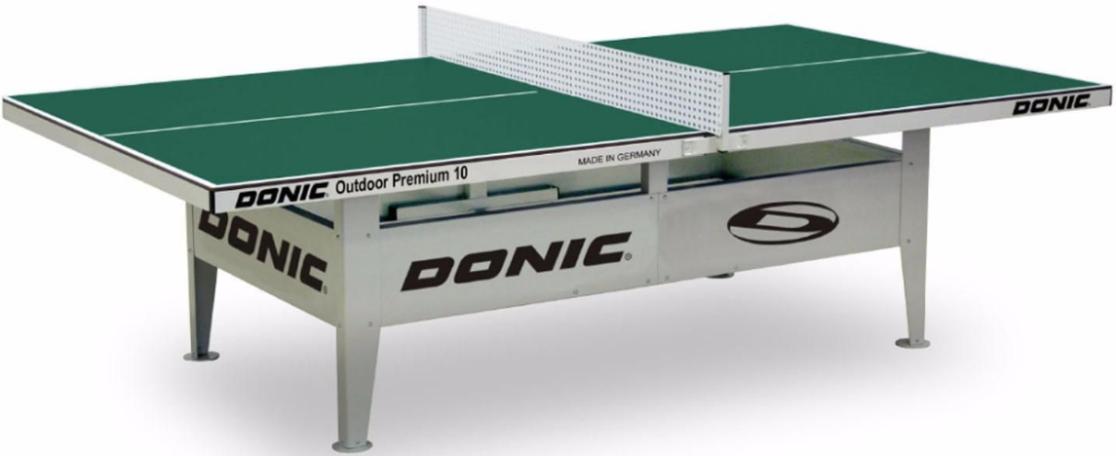 Теннисный стол Donic Outdoor Premium 10 Green