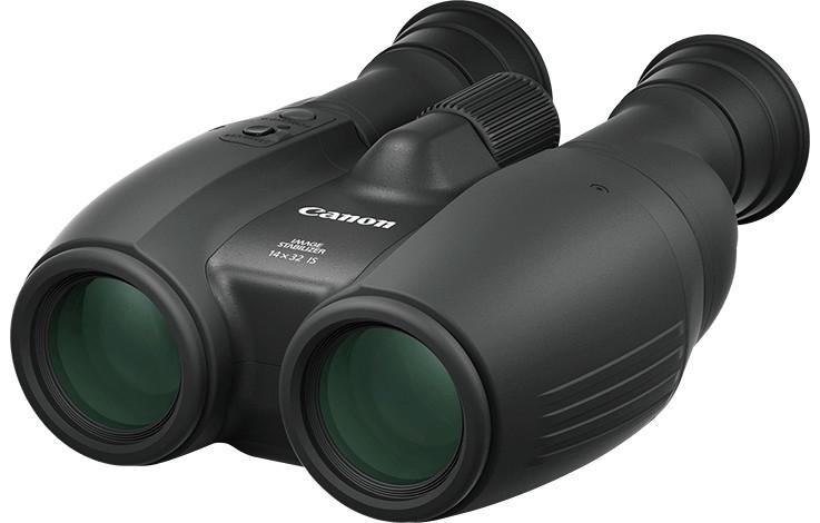 Бинокль Canon 14x32 IS
