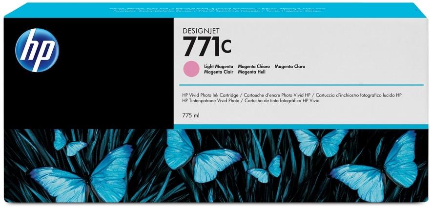 Картридж HP B6Y11A Magenta