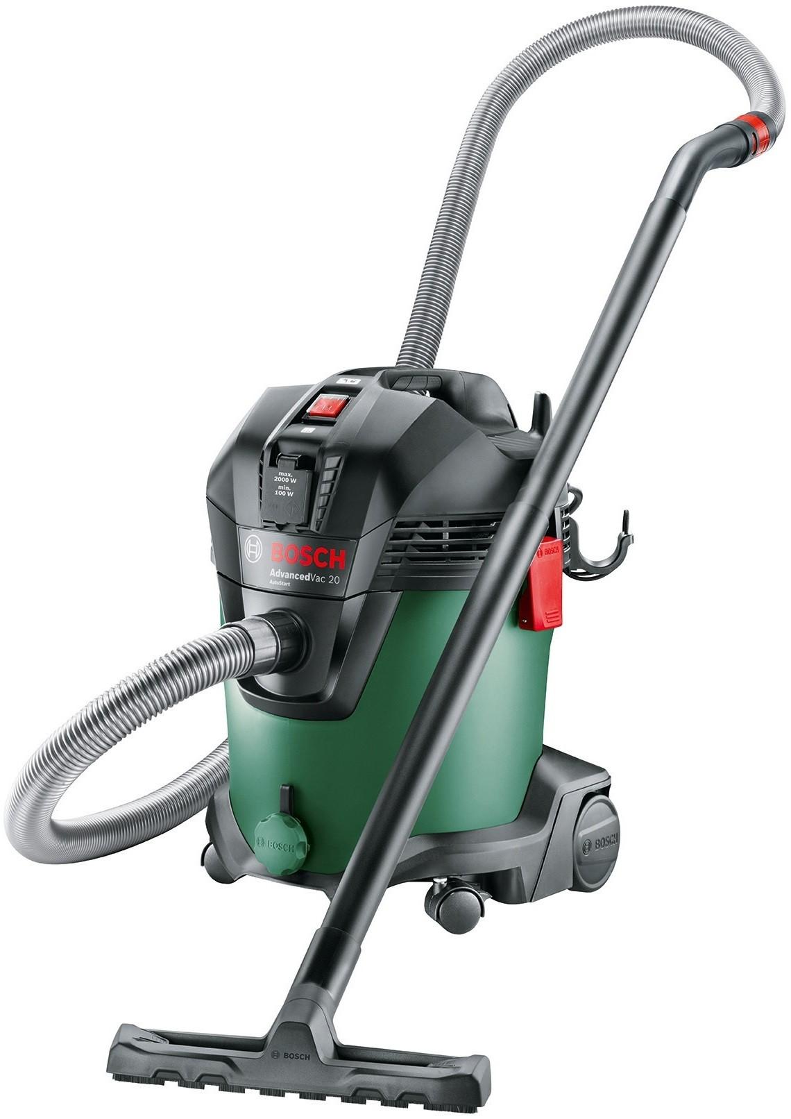 Строительный пылесос Bosch 06033D1200