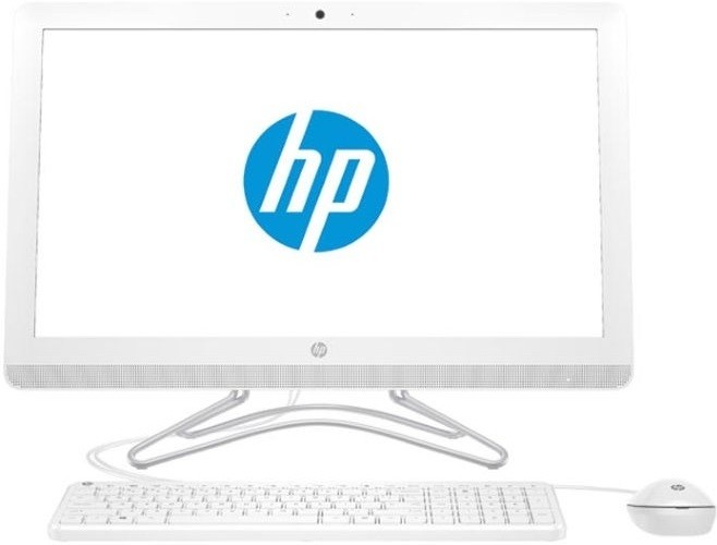"Моноблок HP 200 G3 21,5""/1,6GHz/8Gb/1Tb/128GbSSD/W10 White"
