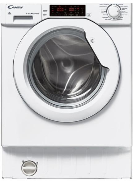 Встраиваемая стиральная машина Candy CBWD8514TWH-07