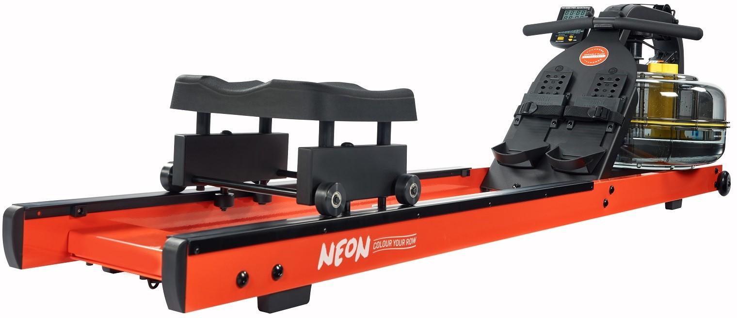 Гребной тренажер FDF Neon Orange