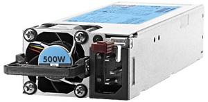 Блок питания HP Enterprise Platinum 500W