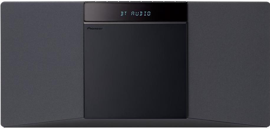 Музыкальный центр Pioneer X-SMC02 Black