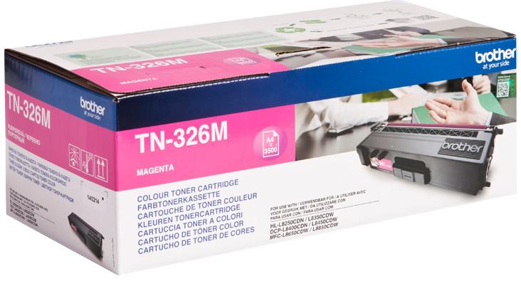 Картридж Brother TN-326 Magenta