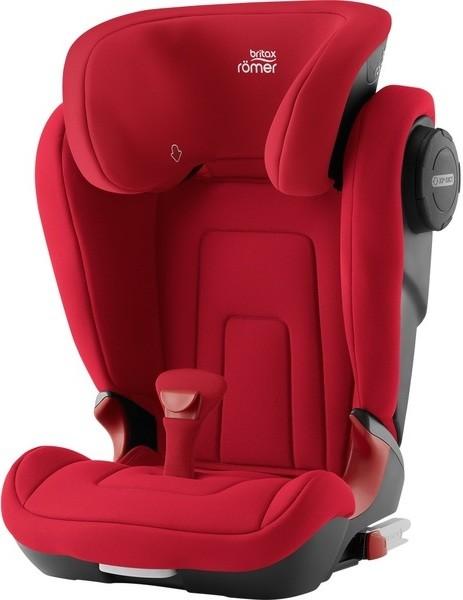 Автокресло Britax Roemer Kidfix2 S Fire Red (15-36 кг)