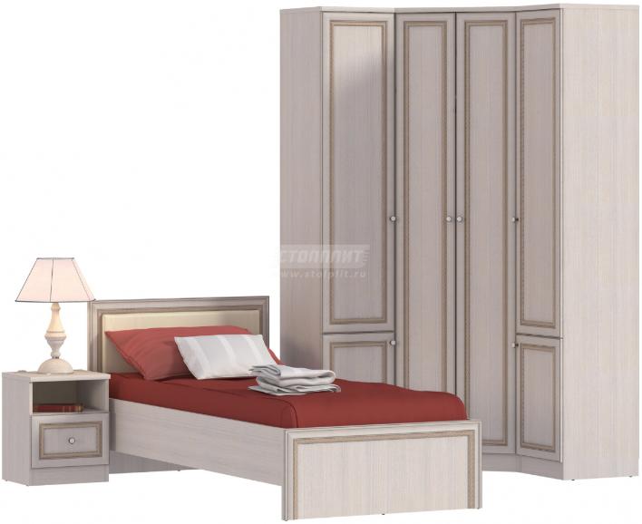Спальня Столплит Грация 428-530-000-0176 авиньон
