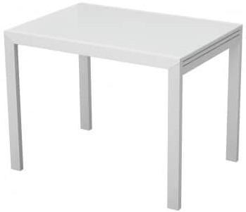 Кухонный стол Интердизайн 60.213.B белый/белый 760x2000x700 см