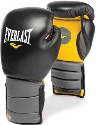Перчатки Everlast Catch & Release Black/Grey/Yellow