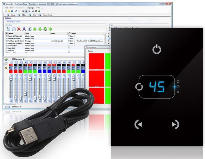 Контроллер Sunlite Stick-GA2