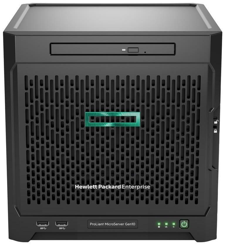 Сервер HPE Proliant MicroServer Gen10 1,6GHz/8Gb