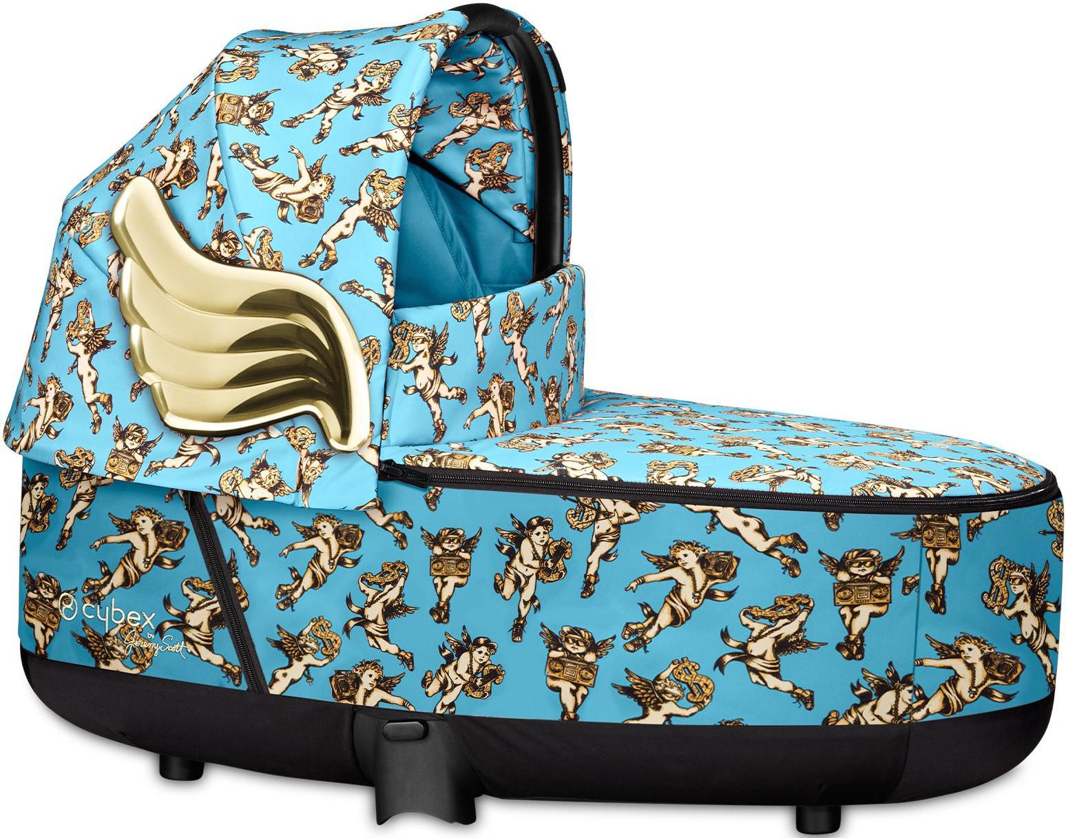 Спальный блок Cybex Priam III FE JS Cherubs Blue