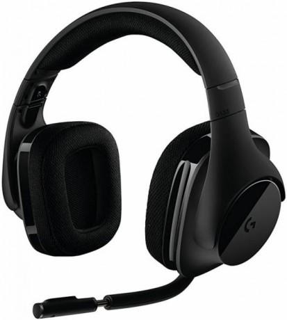 Гарнитура Logitech G533 Wireless Black
