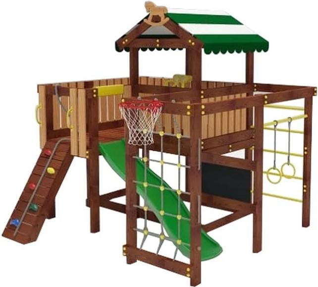 Мир детских площадок Савушка Baby-8 Play