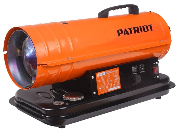 Тепловая пушка Patriot DTC125