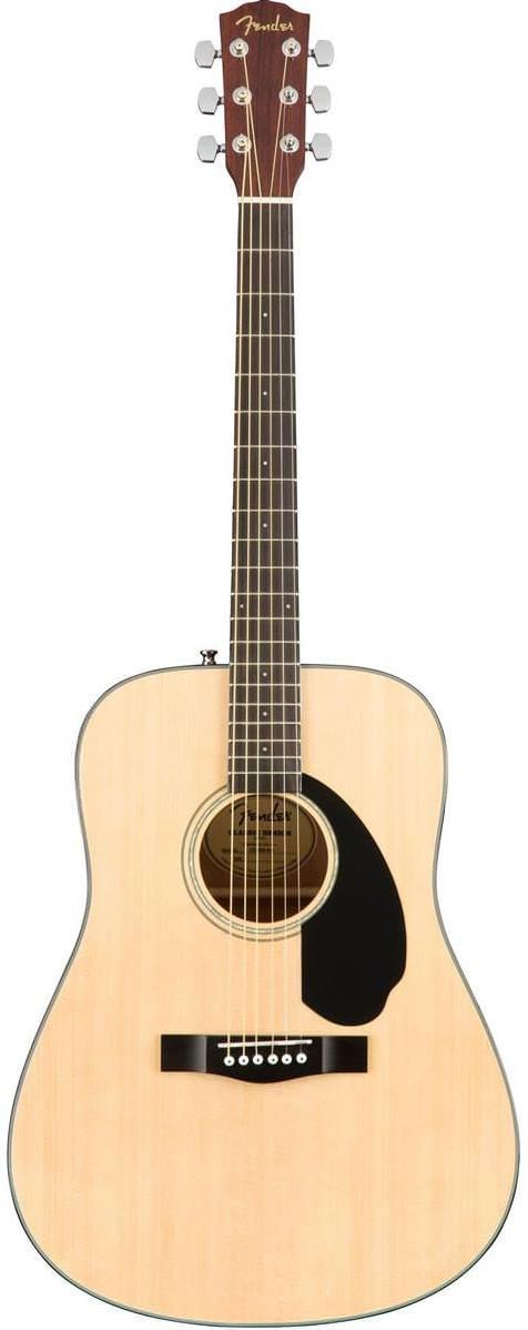 Акустическая гитара Fender CD-60S Dread NAT WN