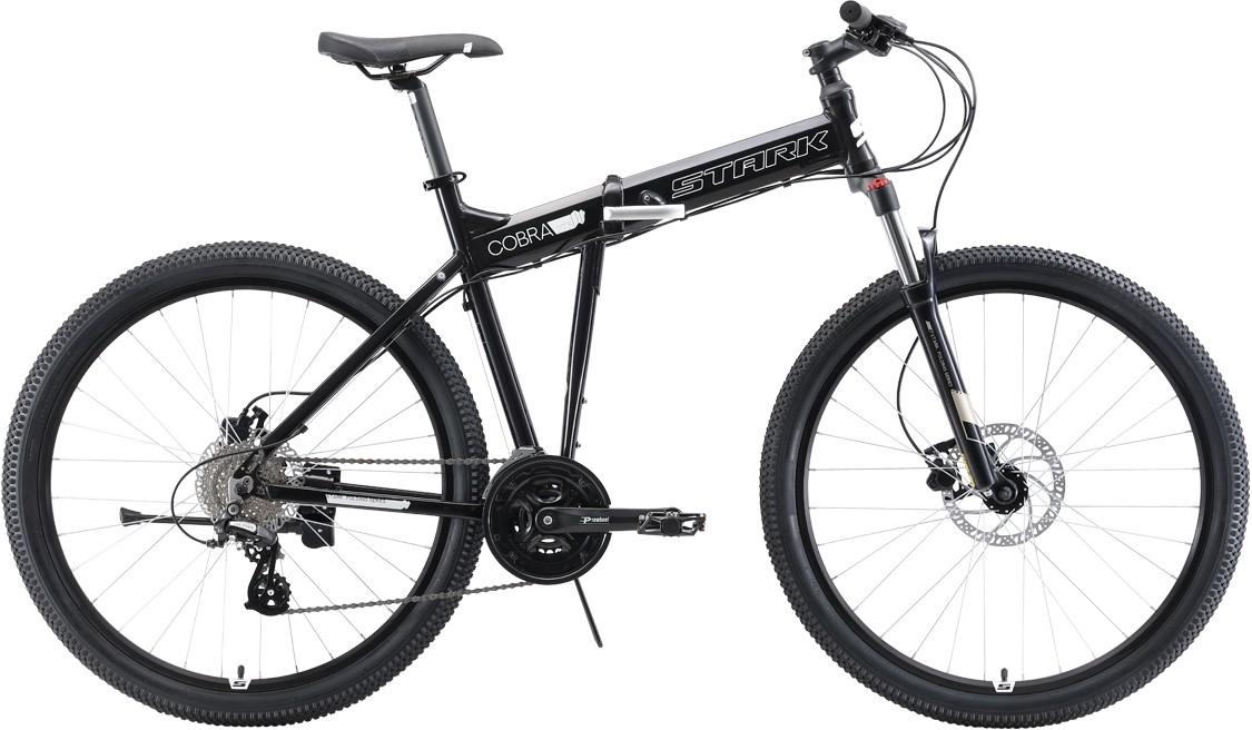Велосипед Stark Cobra 27.3 HD (2019) чё…