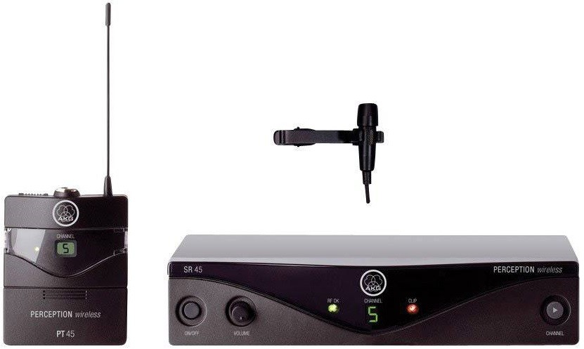 Радиосистема AKG Perception Wireless 45 Pres Set BD-U2 (614-634)