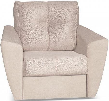 Кресло-кровать Цвет Диванов Амстердам Next серо-бежевый 114x90x76 см