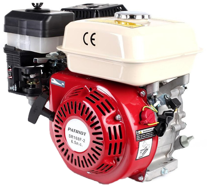 Двигатель Patriot SR168F2 (без катушки,…