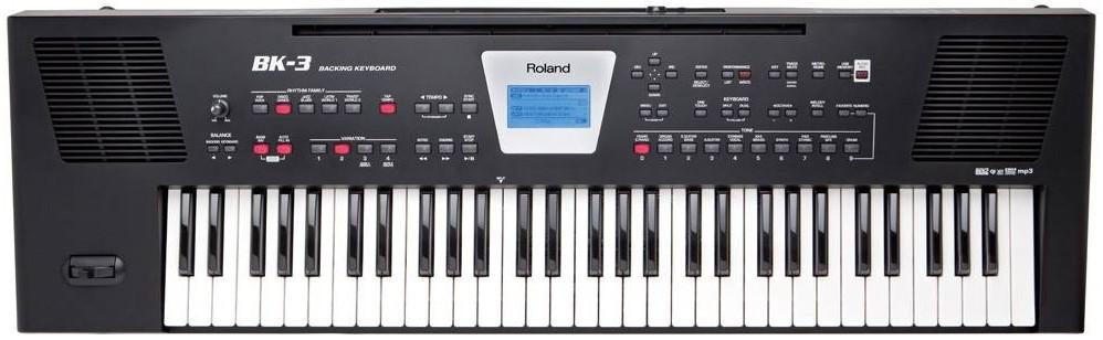 Синтезатор Roland BK-3-BK