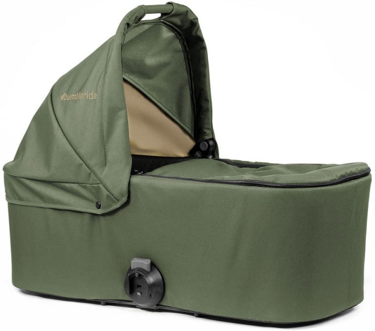 Люлька Bumbleride Carrycot Camp Green для коляски Indie & Speed