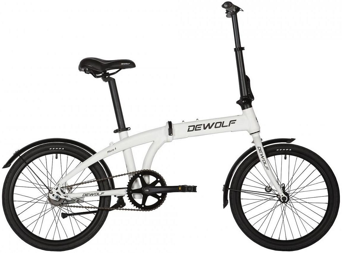 """Велосипед Dewolf Micro 4 White 20"""""""