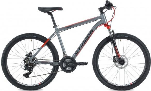 Велосипед Stinger Graphite Evo 26 (2018…