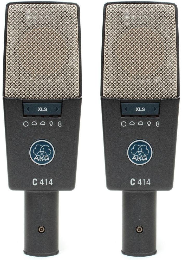 Микрофон AKG C414XLS/ST
