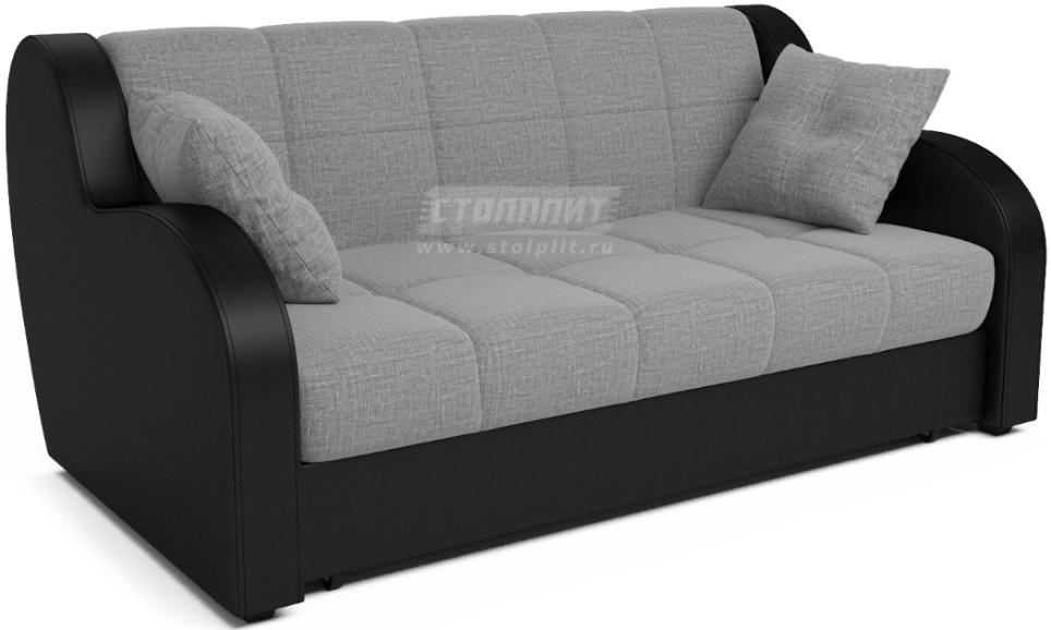 Диван-кровать Столплит Аккордеон Боро светло-серый 172x104x83 см