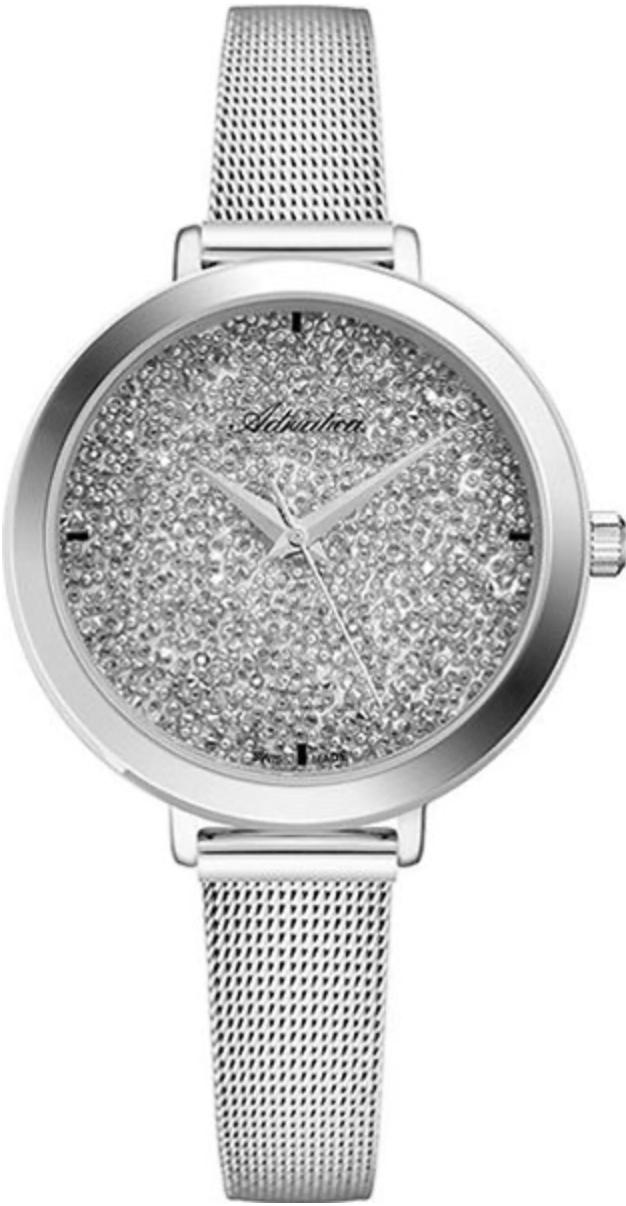 Наручные часы Adriatica Milano A3787.5113Q серебристый/стальной