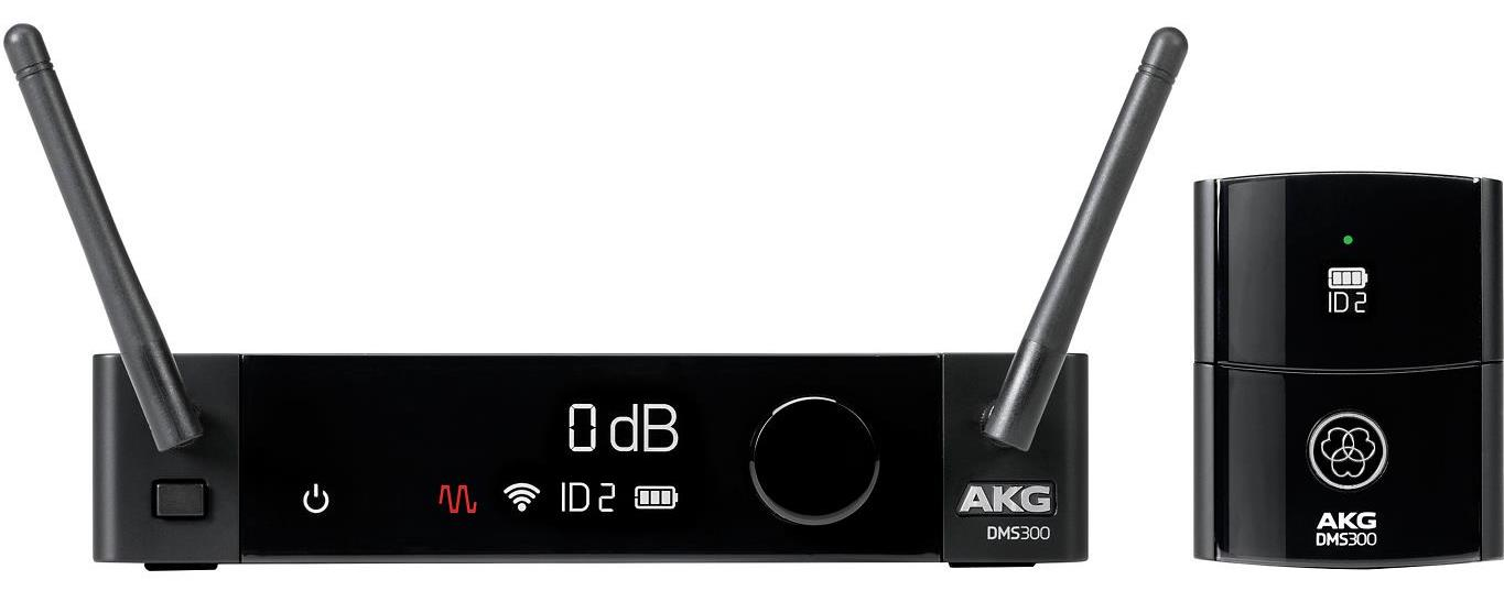 Радиосистема AKG DMS300 Instrumental Set