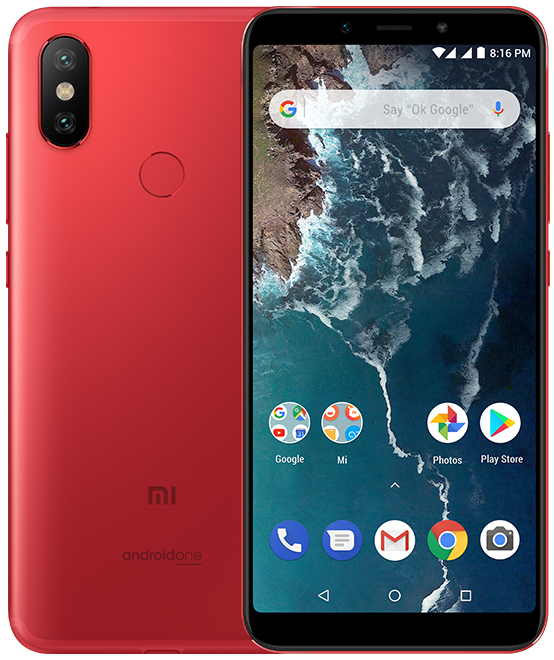 Смартфон Xiaomi Mi A2 LTE 4Gb 64Gb Red …