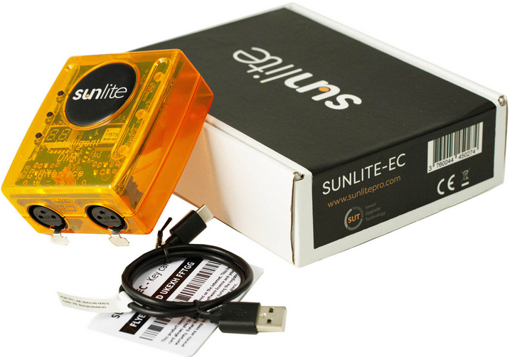 DMX-интерфейс Sunlite Sunlite EC