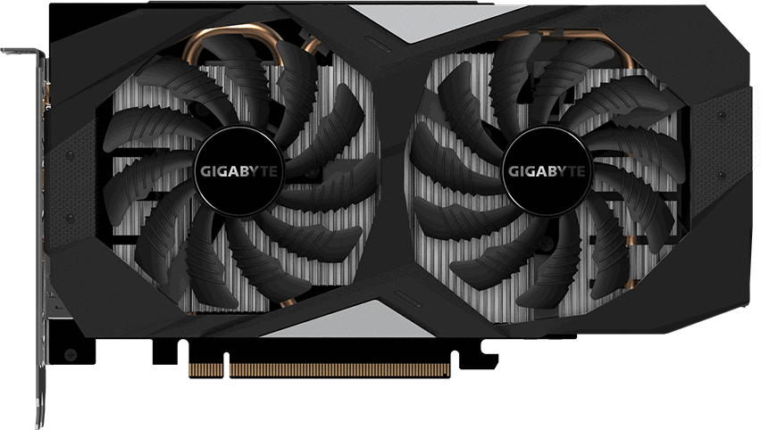 Видеокарта Gigabyte GeForce RTX 2060 OC…