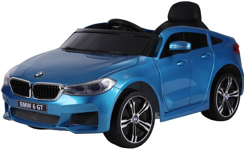 Электромобиль ToyLand BMW 6 GT Blue
