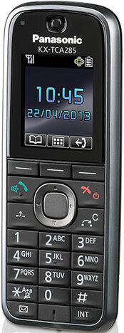 Радиотелефон Panasonic TCA285 Black