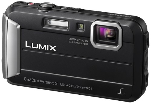 Фотоаппарат Panasonic Lumix  DMC-FT30 B…