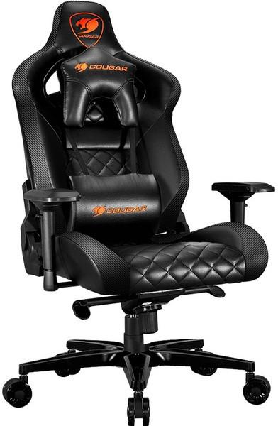 Игровое кресло Cougar Armor Titan B чер…