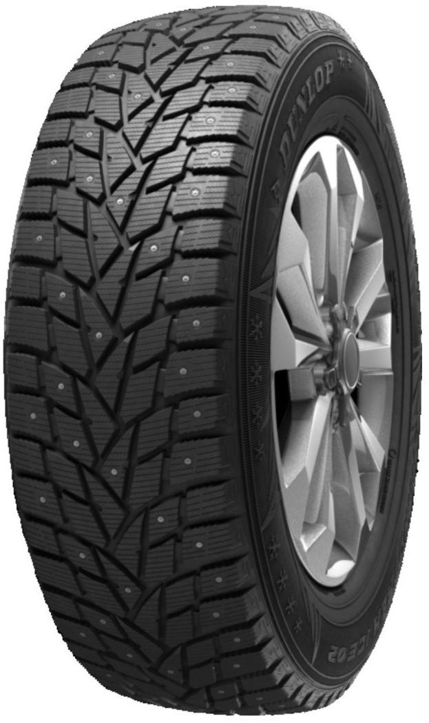Комплект шин Dunlop Grandtrek ICE02 285/60 R18 116T (З(Ш))