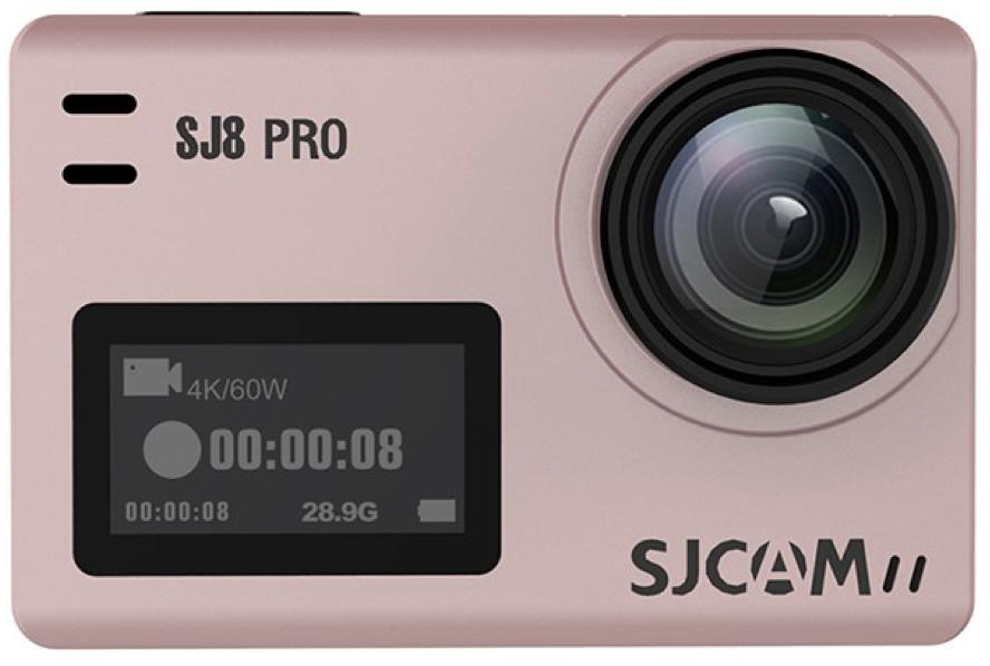 Экшен-камера Sjcam SJ8 Pro Pink