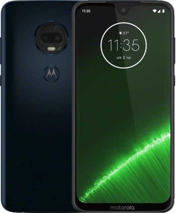 Смартфон Motorola G7 Plus LTE 4Gb 64Gb Dark Blue