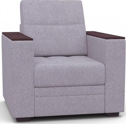 Кресло-кровать Цвет Диванов Атланта Next светло-сиреневый 108x90x94 см