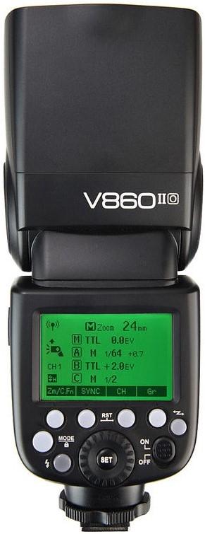 Фотовспышка Godox VING V860IIO TTL for Olympus/Panasonic